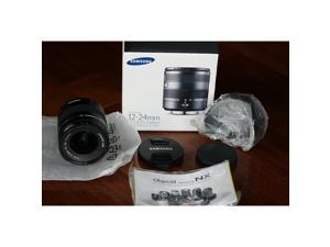 Samsung Compact 12-24mm f/4-5.6 ED Wide-Angle Zoom Lens for NX Mount Cameras