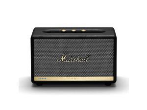 Marshall Acton II Wireless Wi-Fi Multi-Room Smart Speaker with Amazon Alexa Built-In, Black - NEW