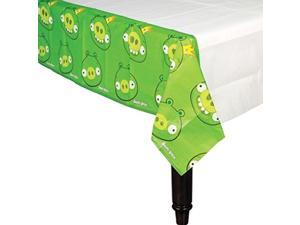 American Greetings Angry Birds Paper Table Cover, 54 x 96