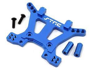 ST Racing Concepts Aluminum HD Front Shock Tower (Blue) (Slash 4x4) SPTST6839B