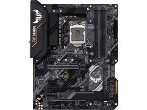 Asus TUF GAMING H470-PRO WI-FI LGA-1200 DDR4 ATX Desktop Motherboard