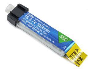 EFLB1501S45 E-flite 1S LiPo Battery 45C (3.7V/150mAh)