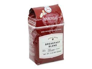 PapaNicholas Coffee 32006 Breakfast Blend Premium Coffee, Light / Mild, 32 oz.,