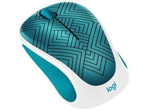 Logitech 910-005838 Design Coll Wrlss Mouse Teal (910005838)