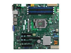 Supermicro X11SSM-F Motherboard microATX Xeon E3-1200 C236 FULL
