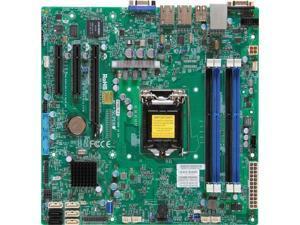 Supermicro X10SLM-F Motherboard microATX Socket H3 (LGA 1150) FULL