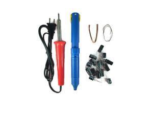 Olevia 232-T12 TV/LCD Monitor CAPACITOR Repair Kit w/ Solder Iron