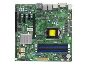 Supermicro X11SSQ Motherboard microATX Q170 vPro AMT Embedded FULL