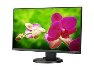 """NEC E242N-BK 24"""" 1920 x 1080 Full HD IPS LED 6ms Narrow Bezel Display Monitor"""
