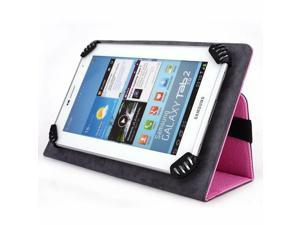 KOCASO M756 7 Inch Tablet Case, UniGrip Edition - PINK - By Cush Cases