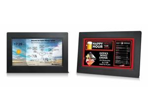 Sungale All-in-One 10 Digital Signage with Cloud Support and LCD Screen CPF1068