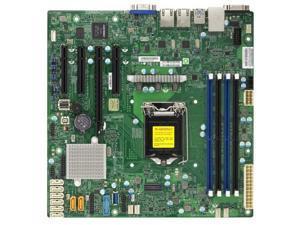 Supermicro X11SSM Motherboard microATX Xeon E3-1200 C236 FULL