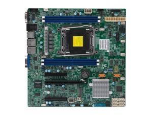 Supermicro X11SRM-VF Motherboard microATX Intel Xeon W Family C422 FULL