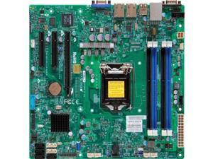 Supermicro X10SLL-F Motherboard Micro-ATX Socket H3 (LGA 1150) FULL