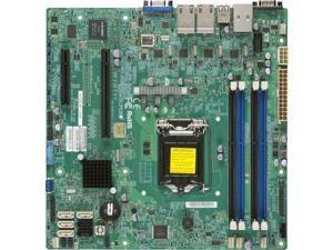 Supermicro X10SLM+-LN4F Motherboard microATX Socket H3 (LGA 1150) FULL