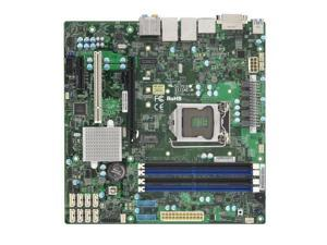 Supermicro X11SAE-M Motherboard Micro-ATX Intel C236 Workstation FULL