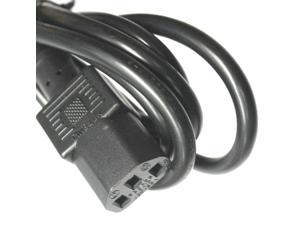 Power Supply Cable Cord 3-Prong Wall Plug for Vizio TV VP50 VP503 VP504 VP505