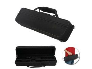 New Handle Oxford Cloth Flute Carrying Bag Case with Strap