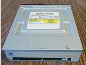 Samsung SH-S223 DVD±RW Dual Layer 2MB SATA Black 5.25 Optical Disk Drive Tested