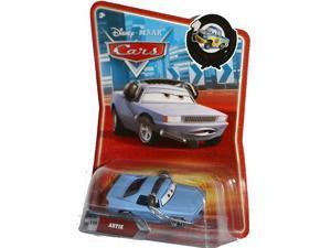 Disney / Pixar CARS Exclusive 155 Die Cast Car Final Lap Series Artie