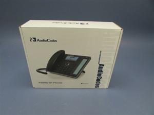 New AudioCodes IP Phone Model 440HD P/N GGWV00610