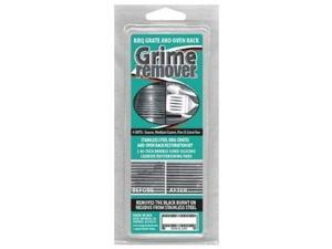 Bbq Grate and Oven Rack Grime Remover Refurbishing Pads - 2 Pack