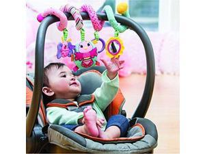 Infantino Spiral Activity Toy, Pink