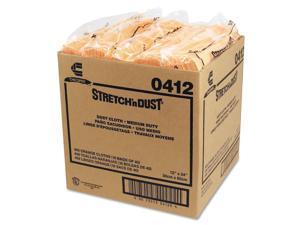 Chicopee Mfg. Stretch n Dust Cloths, 11 5/8 X 24, Yellow, 40 Cloths/pack, 10 Pa