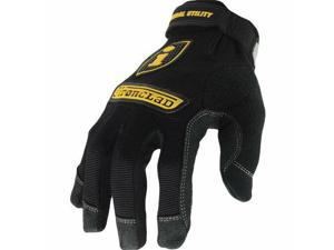 Ironclad General Utility Gloves - Large Size - Comfortable, Reinforced, (gug04l)