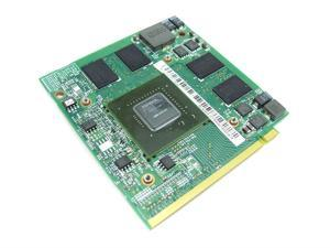 HP 502338-001 Graphics card - nVidia NB9P-GLM2 with 512MB graphics subsystem memory (supports Quadro FX 770M) - Includes replacement thermal material