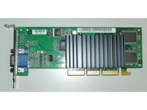 DELL - Dell TnT2 16MB VGA-AGP Short Bracket Video Card 26RYH Low Profile Nvidia Riva