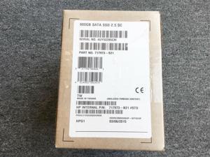 717973-B21 HP INTEL DC S3500 800GB 6G 2.5in SATA SSD 718139-001 New Retail