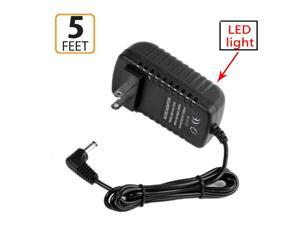 AC/DC Adapter For Samsung DVD-L75 DVDL75 Portable DVD Player Power Supply Cord