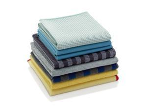 E-Cloth Microfiber Home Cleaning Set for Chemical-Free Cleaning with Just Wat...