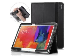 [10pieces/lot] For Galaxy Tab Pro 10.1 Case Poetic PU Leather Cover -?SlimBook?