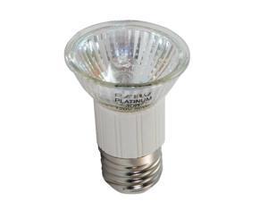 Platinum 50W 120V MR16 E26 Medium Base Mini Reflector Bulb