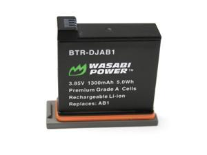 Wasabi Power Battery for DJI AB1 and DJI OSMO Action Camera