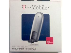 NEW ZTE MF691 T-Mobile WebConnect Rocket 2.0 3G HSPA USB Dongle Laptop Stick
