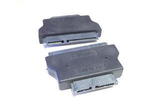 SATA 22 pin 22p female to ODD slimline SATA 13 pin  female CD-ROM convertor adapter