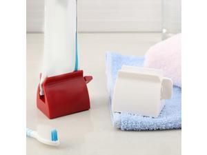 Multifunctional Bathroom Plastic Cream Tube Squeezing Dispenser Rolling Tube Squeezer Tooth Paste Squeezer Toothpaste Dispenser