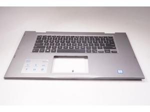NEW 855023-001 Hp 15AY15-ay025ds White Palmrest Touchpad Us Genuine Keyboard