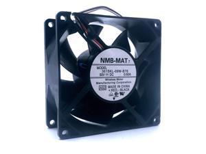Original 3615KL-09W-B76 9cm 9038 92x92x38mm 50V 0.60A temperature control server cooling fan