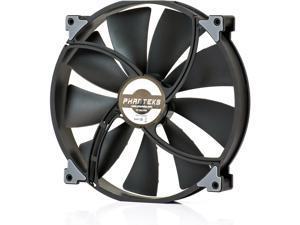 PH-F200SP_BBK, 200mm Premier Case Fan, Frame/Blades, Black