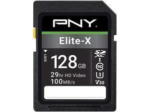 Memory Card SDXC Fujifilm X-A10 Digital Camera Memory Card 128GB Secure Digital Class 10 Extreme Capacity