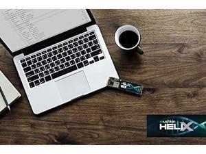Mushkin Helix-L – 500GB PCIe NVMe 1.3 – M.2 (2280) Internal Solid State Drive (SSD) – Gen3 x4 – 3D TLC - (MKNSSDHL500GB-D8)
