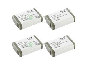 4 NEW OEM BG0003 BG003 Cordless Home Phone Rechargeable Replacement Battery Pack