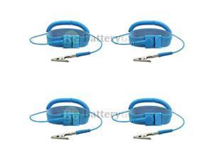 4X Anti-stc Antistc ESD Ground Strap Wrist Band Grounding Bracelet
