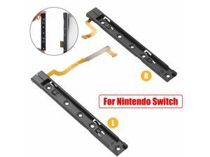 Left Right Set Slider Slidering Rail Replacement For  Switch Joy-Con