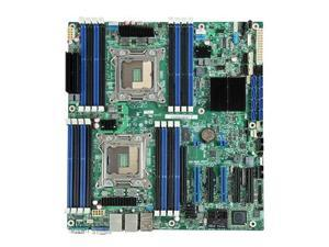 Intel S2600CP4 Dual Intel Xeon E5-2600 LGA2011 DDR3 SSI EEB Server Motherboard -Only Board