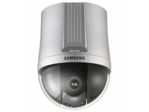 Samsung SNP-3371 4CIF 37x-Optical Zoom 3.5-129.5Mm Lens Network PTZ Dome Camera-(NOB)